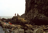 2002-08-12 227-22; Bornholm; Hellingdomsklippen (Joachim_Hofmann) Tags: bornholm insel dänemark hellingsdomsklippen klippen steilküste brandung