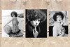 V_1704 (C&C52) Tags: vintageshot icône star actrice cinéma collector triptyque