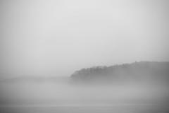 20180123 (Homemade) Tags: sonydscrx100 fog water lake reservoir crossriverreservoir bedford lewisboro crossriver trees landscape ny newyork westchestercounty