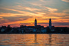 back in summer (stefan.bayer) Tags: summer back sb lindau water wasser sunset sonnenuntergang sonne untergang yellow sky bayern bavaria sommer bodensee lake constance