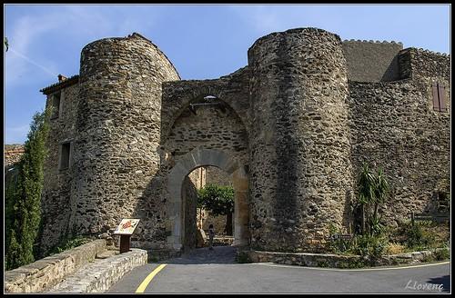 Castellnou dels Aspres (Llenguadoc-Rosselló) - Fraça