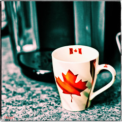Coffee Break (MBates Foto) Tags: ambientlight availablelight coffee color cup existinglight foodandbeverage mug nikon nikond810 red zeisslens spokane washington unitedstates 99203 stock image