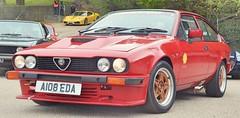 1984 Alfa Romeo GTV-6 3.0 (Charles Dawson) Tags: autoitalia2017 alfaromeo a108eda