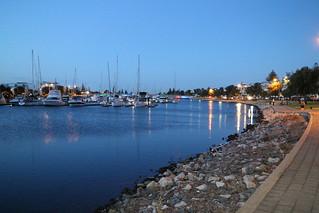 Glenelg Marina