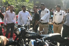 _8292 (Yazed Lord) Tags: vintage rally feb2018 mumbai horniman circle bike bikes