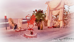 Hearts and Valentines - Alone again (Poppys_Second_Life) Tags: 2l hearts love picsbyⓟⓞⓟⓟⓨ popi popisadventuresin2l popikone popikonesadventuresin2l poppy romance sl secondlife valentine virtualphotography