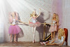 principal and corps (photos4dreams) Tags: dress barbie mattel doll toy photos4dreams p4d photos4dreamz barbies girl play fashion fashionistas outfit kleider mode puppenstube tabletopphotography bilitis hamilton soft focus ballett ballet dancer dancers tänzerinnen tänzerin ballerina degas bokeh softlens romantic wishes