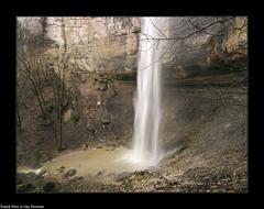 Guy contre les embruns de la Cascade de 40M de Haut de Valbois (francky25) Tags: guy contre les embruns de la cascade 40m haut valbois chassagne st denis franchecomté doubs