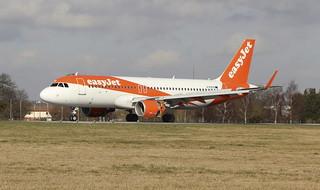 G-EZOO Airbus A320-214SL easyJet