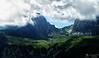 Swiss Alp Cheese Factory (LeWelsch Photo) Tags: swiss alp cheese factory wild mountain cloudporn pasture summit firs cows gantrisch gurnigel berneseoberland bern switzerland rx100m3 rx100iii lewelsch lewelschphoto