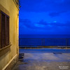 Blu (Marco Brunetti) Tags: sicily sea seascape syracuse siracusa sky sicilia sunset clouds cloud