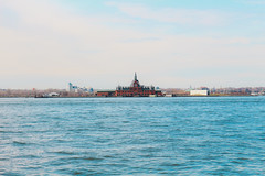 (molly31203) Tags: new york nyc city canon scenery travel canon700d 700d ocea ocean sea building floating blue peaceful history sky