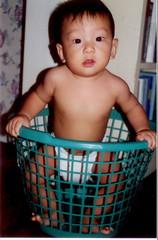 010802(八月初不確定日期) (rebeccachen1970) Tags: jeremy oldphoto2001