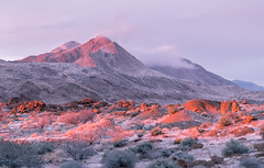 Snow on Tramp Ridge (Gentilcore) Tags: goldbuttenationalmonument goldbuttetownsite nevada snow trampridge unitedstates us
