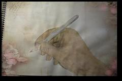 Hand (patrick.verstappen) Tags: fabriano a3 painting art hand davinci textured rose drawning watercolor gemälde zeichnung aquarell kunst vertaling voor drawing vertaal plaats daarvan naar main la peinture dessin aquarelle rosa mano pintura dibujo acuarela роза рука картина рисование акварель изобразительное искусство gingelom flickr patrickverstappen reste sig målning ritning vattenfärg konst ارتفع يد لوحة رسم ألوان مائية róża dłoń obraz rysunek akwarela sztuka roze roka glezna zīmējums akvareja 玫瑰 手 绘画 画画 水彩 艺术 ローズ writing