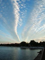 sky and stripes