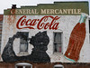 Refreshing (steverichard) Tags: mural sign advertising cocacola coke drink cola advert drinking nacogdoches texas tx usa america building