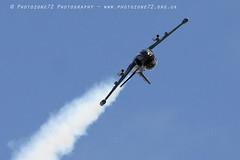 5986 Strikemaster (photozone72) Tags: eastbourne airshows aircraft airshow aviation canon canon7dmk2 canon100400f4556lii 7dmk2 strikemaster strikedisplay markpetrie