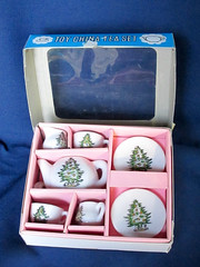 Tea Set (M.P.N.texan) Tags: teaset toy toys childs childrens collectible ceramic vintage