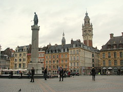 Le Grand Place (dra.senaide) Tags: lille france