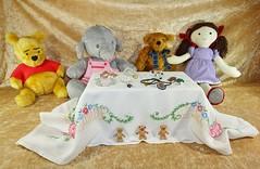 The Craft Sale (MedievalRocker) Tags: handcraftedjewellery teddybear softtoys embroidery winniethepooh