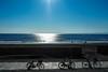 beach for surfer (Yorkey&Rin) Tags: 2018 beach bicycle bluesky em5markii fujisawa january japan kanagawa olympus olympusm14150mmf4056ii rin sea shonan silhouette sunshine surfer v1130072 winter シルエット 海 湘南 青空 冬 藤沢市 鵠沼海岸
