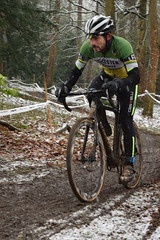 DSC_0154 (sdwilliams) Tags: cycling cyclocross cx misterton lutterworth leicestershire snow