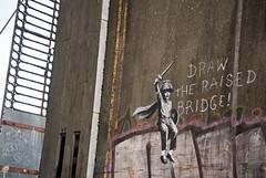 Banksy (davidpiano92) Tags: banksy kingstonuponhull graffiti drawtheraisedbridge