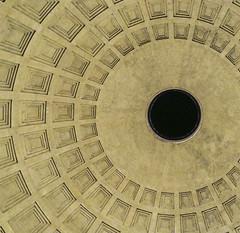 Pantheon oculus (Missusdoubleyou) Tags: pantheon oculus rome italy