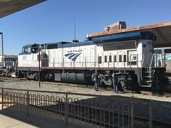LAUPT 11-8-17 5 (jsmatlak) Tags: amtrak railroad train passenger los angeles union station laupt