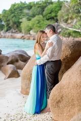 Hochzeit Seychellen (motivsucher) Tags: hochzeit wedding seychelles weddingatseychelles hochzeitaufdenseychellen indischerozean ladigue brautpaar weddingcouple