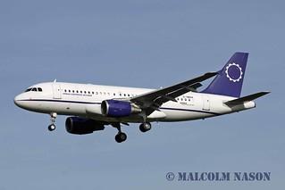 A319-115X.ACJ G-NMAK TWINJET