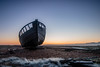 boats (3 of 1) (selvagedavid38) Tags: dawn sunrise dungeness kent coast beach shore wreck abandoned sky