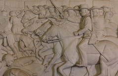Voortrekker Monument - Marble Frieze (1) (Richard Collier - Wildlife and Travel Photography) Tags: southafrica voortrekkers monuments history historical art