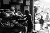 Vegetable Vendor (anthonypond) Tags: 50mmsummilux bw leicam9 calcutta india
