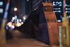 Madison Street Bridge (Jovan Jimenez) Tags: madison street bridge bokeh sony a6500 6500 ilce night tilt shift tiltshift nikon series e seriese eseries 50mm f18 pancake chicago alpha kipon adapter