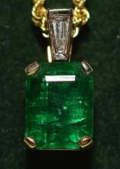 Macro Mondays - Less Than An Inch - Emerald (zendt66) Tags: zendt66 zendt nikon d7200 macromondays lessthananinch jewelry pendant emerald green macro mondays inch nikkor 60mm