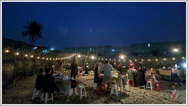 台南 產地餐桌 |跟著台南好盟,來養蝦池底,走走秀,吃辦桌 |小農聯盟 (28)