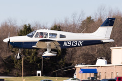 N9131K (✈ Greg Rendell) Tags: 1976 n9131k piperpa28181archerii private aircraft airplane aviation brandywineairport flight gregrendellcom koqn n99 oqn pa pennsylvania spotting westchester westchesterairport unitedstates us