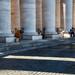 Diverse vedute (encantadissima) Tags: roma lazio sanpietro colonnato bernini luci ombre people streetphotography sanpietrini