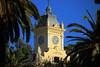 La Mairie (hans pohl) Tags: espagne andalousie malaga bâtiments buildings tours towers horloges clocks toits roofs