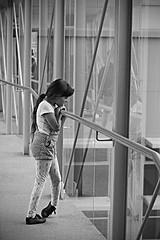 (Paul J's) Tags: taranaki newplymouth pukeariki museum girl