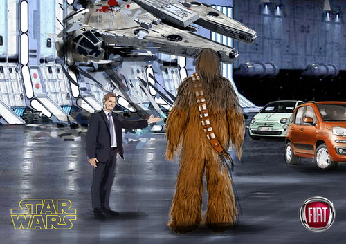 Fiat Star Wars 1