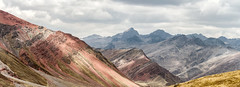 Montaña Arco iris (Chachino) Tags: montañaarcoiris arcoiris montain travel peru landscape cusco altiplano latinoamerica canon canonphotos