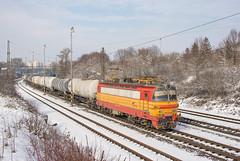 Lama(č) - winter edition | 240.126 | ZSSK Cargo | BA-Lamač by lofofor -