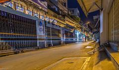 Nguyen Cong Hoan (Rakuli) Tags: ifttt 500px street night lights saigon vietnam scooter long exposure