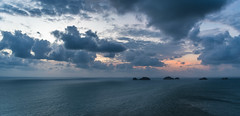 Melancholy of  blue (Rainbow 4A) Tags: nikon d810 240700 mm f28 samui thailand