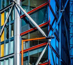 SteelStems.jpg (Klaus Ressmann) Tags: klaus ressmann omd em1 abstract color facade uklondon winter architecture blue cityscape colorful contemporary design flcabsoth red klausressmann omdem1