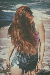 Red Wave (Luv Duck - Thanks for 13M Views!) Tags: approved redhead evelyn evelynfrost californiagirls californiacoast pantherbeach beautifulgirl beautifulbody