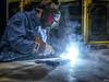 welding (TeRo.A) Tags: welding hitsaus hitsaaminen mig